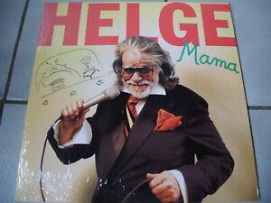 Helge Schneider - Mama LP mint-