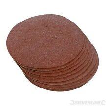 6x100mm  hook& loop velcro sanding discs pads 40 grit heritage