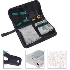 More details for rj45 ethernet cable tester crimper stripper cutter punch down tool network kit