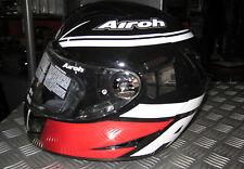 CASCO AIROH GP RACER TAGLIA XL