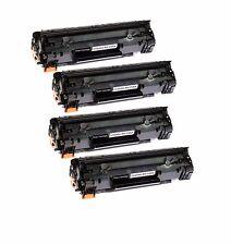 4 PK CF283A 83A Toner cartridge Black for HP Laser Jet Pro MFP M127fw M127 fn fp