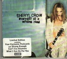 (BX812) Sheryl Crow, Everyday Is A Winding Road - 1996 CD