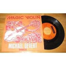 MICHAEL DEVERT - Magic Violin French PS Library Funk 76