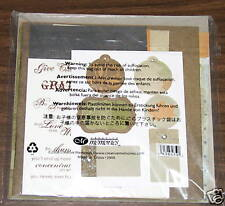 Creative Memories Give Thanks Paper Album Kit
