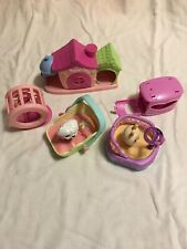 lps / houses / accessories Pets Dog Rabbit Cage Wheel