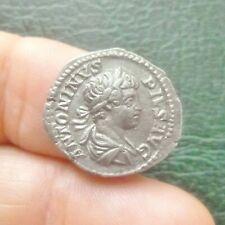 Caracalla - Denier - Rome  //  Revers : La Victoire