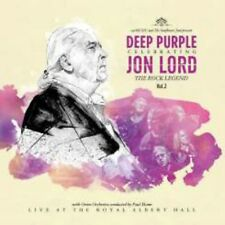 Celebrating Jon Lord - The Rock Legend Vol 2 - LP + Blu-ray