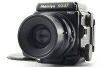 【MINT+++】 Mamiya RZ67 Pro II Body Sekor Z 90mm f/3.5 Lens w 120 Film Back Japan
