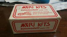 MERI KITS 1/43 KIT METALLO F1 MK 162 BENETTON B189 GP PHOENIX '90 VERY GOOD VINT