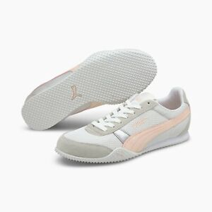 PUMA Bella Women's Sneakers New with box Free shipping Color White Cloud Pink