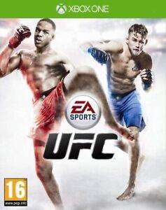 UFC Xbox One **FREE UK POSTAGE!!**