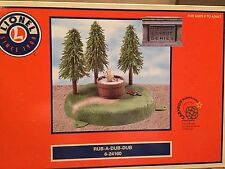Lionel Train O Scale Operating Rub-A-Dub-Dub Accessory 6-24160 NRFB