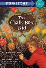 The Chalk Box Kid A Stepping Stone BookTM