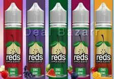 Reds Apple E Juice Vape E Liquid Watermelon Grape 70/30VG 0mg/ml TPD
