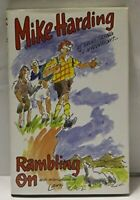 Rambling on by Harding, Mike Paperback Book The Fast Free Shipping