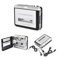 Convertitore di cassette audio USB portatile su iPOD MP3 CD Player Walkman