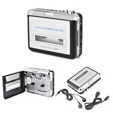 Audio Tape Cassette Recorder to PC Super USB MP3 Converter Capture Music Player