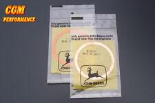 John Deere M68592 Copper Head Gaskets x2) Sportfire 440 M-68592