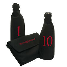 BTC Wine Blind Tasting Covers 10 Bags Numbered 1-10