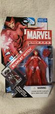 SCARLET WITCH Marvel Universe series 4-1/2 Inches Action Figure  Series 4 #016