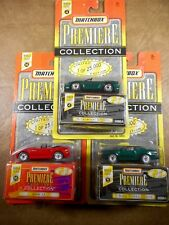 MATCHBOX PREMIERE COLLECTION LOT OF THREE - UNOPENED