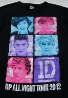 ONE DIRECTION up all night 2012 tour SMALL concert T-SHIRT