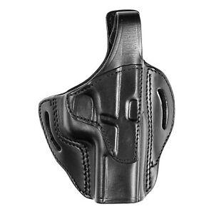 """Tagua TX BH1 Thumb Break Belt Holster Fits Colt 1911 Govt 5"""" Barrel TX-BH1-200"""