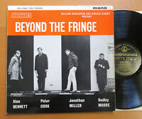 Beyond The Fringe Peter Cook Alan Bennett 1961 Parlophone PMC 1145 Vinyl LP