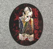 DGK Killer Skateboard Sticker 3.75in