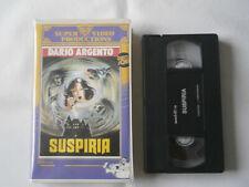 SUSPIRIA / VHS HORREUR / DARIO ARGENTO / CASSETTE VIDEO