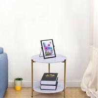 Fashion Small End Table Living Room Coffee Table Creative Sofa Bed Table USA