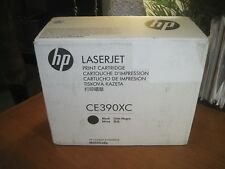 NEW SEAL GENUINE HP 90X Black HIGH YIELD Toner Cartridge CE390XC M4555 M602 M603