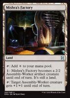 MTG x1 Mishra's Factory Eternal Masters Uncommon Land NM/M Magic the Gathering