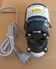 Air Cadet Vacuum/Pressure Pump, Diaphragm, single head, 0.45 cfm, 230 VAC