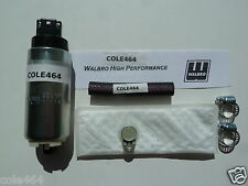 Genuine Walbro 255 LPH High Pressure In-Tank Electric Fuel Pump & Filter GSS342
