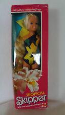 Rare 1985 Vintage Tropical Skipper Barbie in Box! #1021 Mattel NRFB MIB