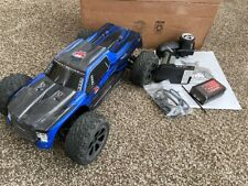 Redcat Racing Blackout XTE Pro 1:10 Brushless Electric 4WD Monster RC Truck Blue