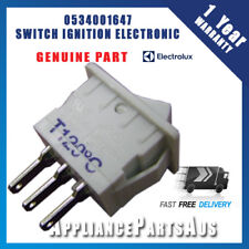 ELECTROLUX WESTINGHOUSE CHEF 0534001647 SWITCH IGNITION ELECTRONIC GENUINE