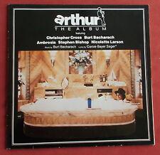 ARTHUR  LP ORIG FR BOF OST BURT BACHARACH