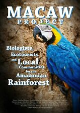 The Macaw Project DVD