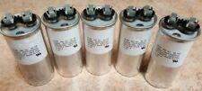 (5) Qty of 40 Mf 440 Vac Ronken Metalized Polypropylene Capacitors, P91P15256K05