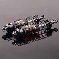 2PCS 98mm Front / Rear Shock Absorber w/4mm shaft RC HPI SAVAGE XS FLUX Aluminum