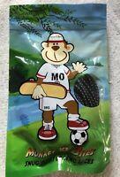 2 Pair Monkey Bites Black Elastic No-Tie Locking Shoelaces 1 Package