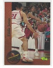 1994-95 SUPERIOR PIX BASKETBALL PROMOS EDDIE JONES #4 OF 4 - TEMPLE OWLS
