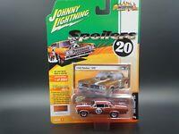 JOHNNY LIGHTNING 1964 PONTIAC GTO SPOILERS VS B REL 1 NO 3 1:64 DIECAST CAR