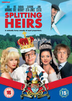 Splitting Heirs DVD (2015) Eric Idle, Young (DIR) cert 15 ***NEW*** Great Value