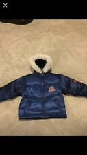 Columbus Blue Jackets Coat  NWOT Size 5/6 Girls