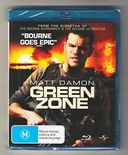 Green Zone Blu-ray - Brand New & Sealed