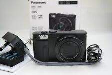 Panasonic DMC-TZ80EB-BLACK 18.1 MP 30x Superzoom 4K Digital Camera