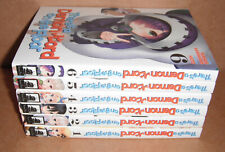 There's a Demon Lord on the Floor Vol.1,2,3,4,5,6 Manga Graphic Novels English